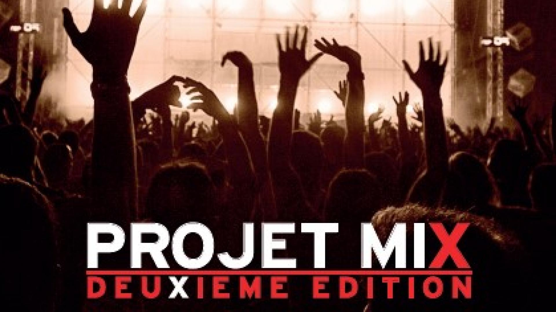 Pojet MiX 2