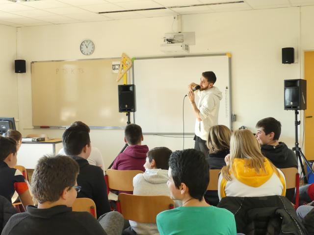 DEPLO - Orphey - Collège Roger Jahan - Descartes - 25/02/19