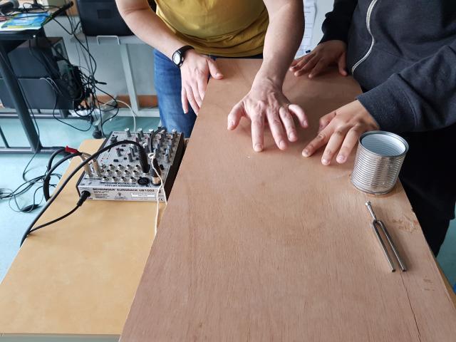 DEPLO - Collège Jean-Philippe Rameau - Le Temps Machine - Action culturelle