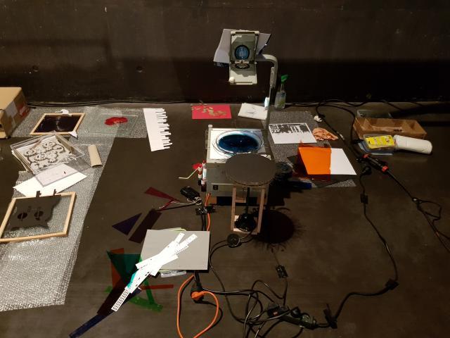 L'Épopée d'un pois par la compagnie La Rotule - Circuit Biscuit 17.03.19 - Le Temps Machine - Espace Malraux