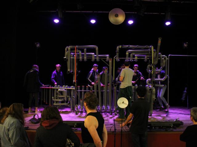 Agro-Campus de Tours-Fondettes - Farmer Fest - Permis de reconstruire - Le Temps Machine - Action culturelle