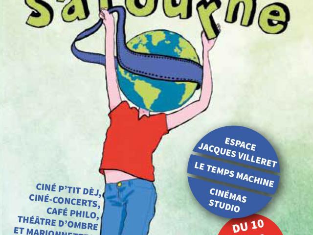 Planète Satourne - Le Temps Machine - Le Petit faucheux