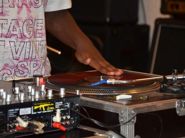 Projet mix 1 - Le Temps Machine - Action culturelle